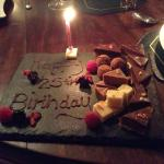 Birthday Dinner at the Lynnfield