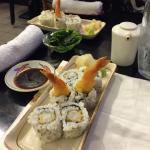 Shrimp Tempura Roll AMAZING!