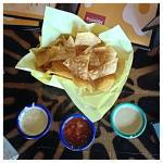 Chips, Salsa and Queso