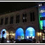 Cadogan Hall Main Entrance.