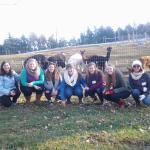 This girl scout troop had an amazing time