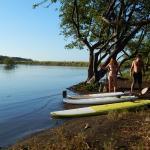 Playa Negra SUP Morning river tour