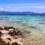 A breathtaking view of Coron from a distance