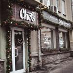 Chef's Cafe  |  ул. Пискунова, 24