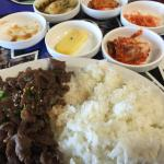 Beef Bulgogi for one!