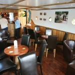 Inside the Ducks Ditty Cafe Bar