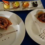 Desserts au Steakhouse