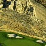 Tobiano Golf Course 's 15th Green