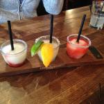 Three Amigos! Best Margaritas, anywhere :-)