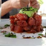 Tuna Poke. Probably should order another one.