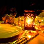Dinner at La Posada
