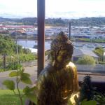 Le Bouddha assure la sérénité