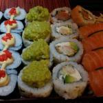 Tabla 2 de sushi libre