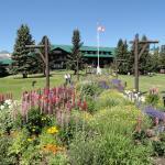 East Glacier Park Lodge, Montana