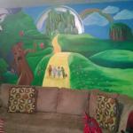 Oz Suite Walls