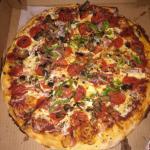 Foto van Pizza 101