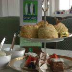 Foto de The Poplars Tea Room
