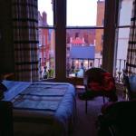 Room length window
