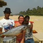 Fresh fish :)