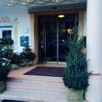 again entrance