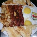 Best breakfast in town! Great price also!
