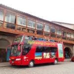 Cusco Sightseeing Bus