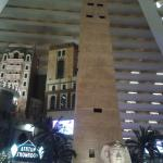 show is at the Luxor