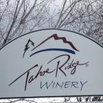 Tahoe Ridge Winery and Bistro, Minden, NV