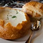 Clam Chowder Bowl