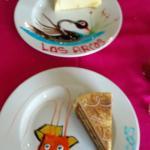 Los Arcos dessert