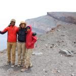 Cratera Vulcão Lascar