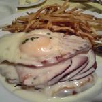 The Croque Madam