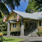 Photo de Kilauea Lodge