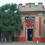Cervecería Franz Scheitler, ubicada en el antiguo almacén de Ramos Generales