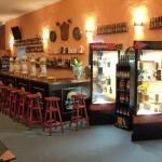 Nuestra barra en Cervecería Franz Scheitler - Gowland