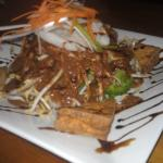 The Gado-Gado with a disappointing sauce