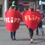 Flippers!