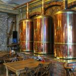 Original beer tanks