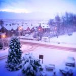 Snow Covered Kingussie