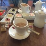 Foto de Leopold's Belgian Chocolates & Coffee House