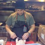 Chef Anthony Greco