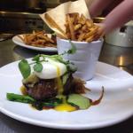 Steak and Egg