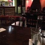 Bar & Table area