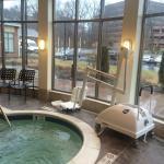 Rehab pool?