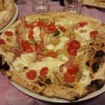 Pizza rusticana