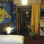 Zimmer zur Rückseite