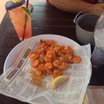 Shrimps again!