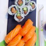 Menu sushi california