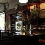 Dark-wood Bar