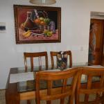 dining room 2BR